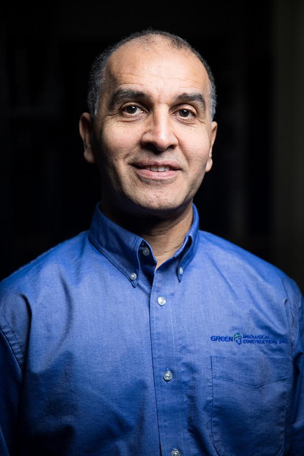 Masood Kheradmand