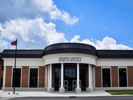 Wilson County Schools Central Office