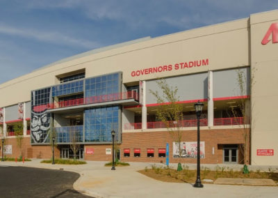 Austin Peay University Governors Stadium