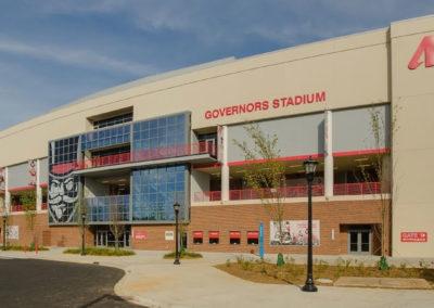 Austin Peay University Governors Stadium