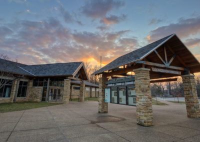 Mammoth Cave National Park Visitors Center